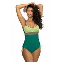 Kostium kąpielowy Marko Whitney Balsamo-Germoguo-Fango M-253 Zielono-pistacjowy (225), kolor zielony