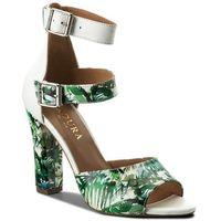 Sandały BADURA - 4651-69 Zielony 1459, w 4 rozmiarach