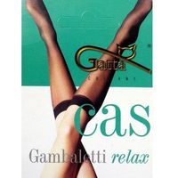 Podkolanówki Gatta Cas Relax uniwersalny, beżowy/beige. Gatta, uniwersalny