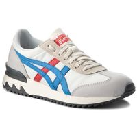 Asics Sneakersy - onitsuka tiger california 78 ex 1183a194 cream/directoire blue 100