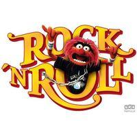 Naklejka Muppets Tier Rock'n Roll 14010