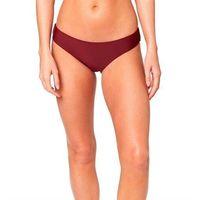 strój kąpielowy FOX - Eyecon Btm Cranberry (527)