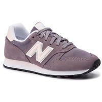 Sneakersy - wl373pwp fioletowy marki New balance