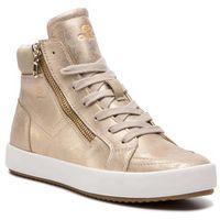Sneakersy GEOX - D Blomiee D D926HD 0PVAF C6738 Lt Taupe, w 7 rozmiarach