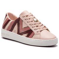 Sneakersy MICHAEL MICHAEL KORS - Whitney Lace Up 43R9WHFS3L Soft Pink, kolor różowy