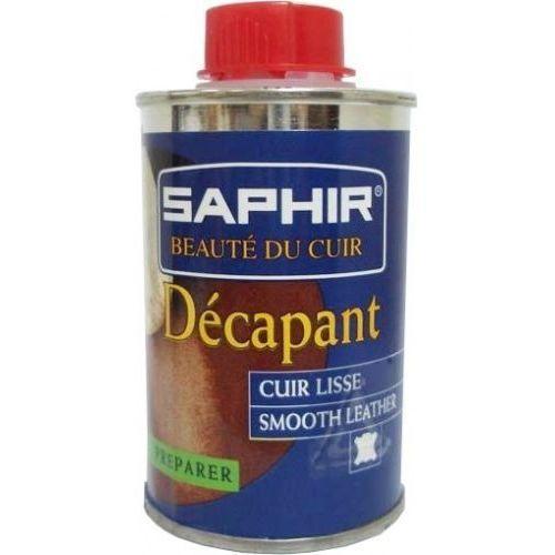 Zmywacz odplamiacz do skór butów decapant 100ml marki Saphir