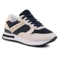 Sneakersy TOMMY HILFIGER - Feminine Active City Sneaker FW0FW04696 Desert Sky DW5