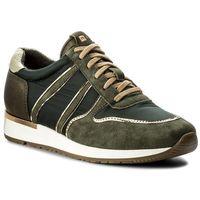 Sneakersy - 17214 khaki marki Nessi