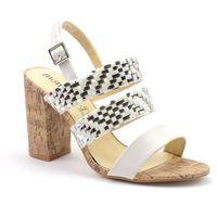 Monnari Sandały but0360-m22 srebrny