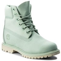 Trapery TIMBERLAND - 6In Premium Boot W A1BJ9 Silt Green, kolor zielony