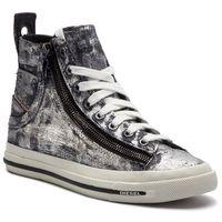 Sneakersy - expo-zip w y01751 p1839 h4654 indigo/silver marki Diesel