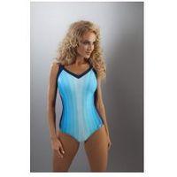Kostium kąpielowy jednoczęściowy Aquarilla Imola 168 niebieski