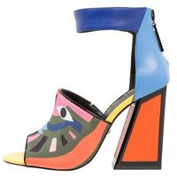 Kat Maconie DARSY Sandały na obcasie multicolor, kolor wielokolorowy