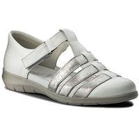 Sandały COMFORTABEL - 942173 Weiss 3, w 6 rozmiarach