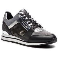 Sneakersy MICHAEL MICHAEL KORS - Billie Trainer 43R9BIFS1D Blk/Silver