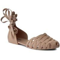 Sandały MELISSA - Jean Sandal + Jason Wu 31972 Beige 01396, w 5 rozmiarach