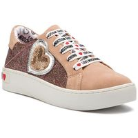 Sneakersy LOVE MOSCHINO - JA15133G17IG160A Cipria/Multi