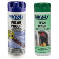 Zestaw pielęgnacyjny Twin Pack: Tech Wash / Polar Proof