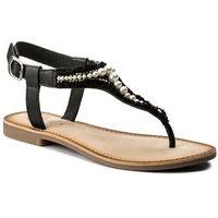 Sandały GIOSEPPO - 45338 Black, kolor czarny