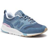 Sneakersy NEW BALANCE - CW997HKD Niebieski