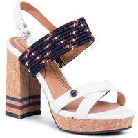 Sandały - ribbon blondie wl01561a white 051, Wrangler, 36-41