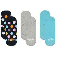 Happy Socks - Stopki Big Dot (3-pak)