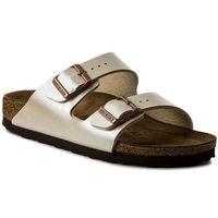 Klapki - arizona bs 1009921 graceful pearl white marki Birkenstock