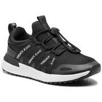 Versace Sneakersy jeans - e0vtbsg3 70946 899