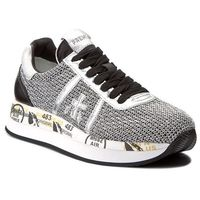 Sneakersy - conny 2595 srebrny, Premiata