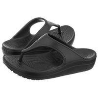 Japonki Crocs Sloane Platform Flip W Black 200486-001 (CR116-a), 200486-001
