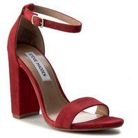 Sandały STEVE MADDEN - Carrson Sandal 91000008-0W0-10003-03001 Red, 36-41