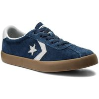 Sneakersy CONVERSE - Breakpoint Ox 660016C Navy/Wolf Grey/Gum