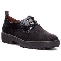Oxfordy HISPANITAS - Curry CHI87466 Black/Black