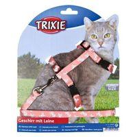 szelki dla kota z motywem 27-46 cm/10 mm marki Trixie