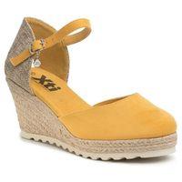 Espadryle XTI - 44025 Yellow