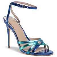 Sandały GUESS - Kalista3 FL6IK3 LEL03 BLUE
