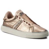 Sneakersy - alicia 16771593 rose gold n33 marki Napapijri