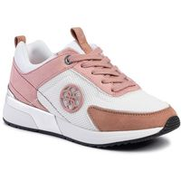 Sneakersy GUESS - Marlyn 4 FL5MR5 FAB12 WHITE/PINK