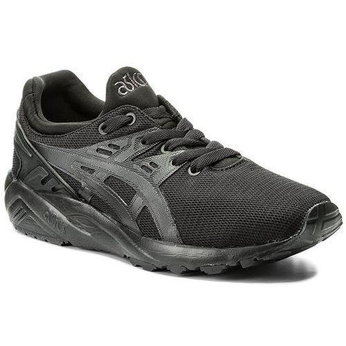 Sneakersy - tiger gel-kayano trainer evo gs c7a0n black/black 9090, Asics