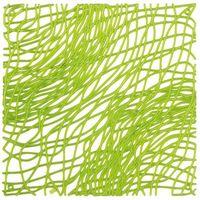 Panel dekoracyjny SILK - zielony - Zielony