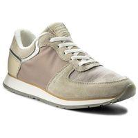 Sneakersy GANT - Linda 16538532 Silver Cloud G802, kolor beżowy