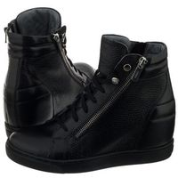 Ryłko Sneakersy czarne 5lw98___ _uw9 (ry36-a)