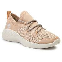 Sneakersy TIMBERLAND - FlyRoam Go Stohl Oxford TB0A24V5K39 Light Beige Knit