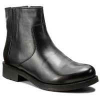 Geox Botki - d new virna d d7451d 00085 c9999 black