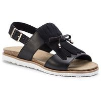 Sandały - arc-marina-04 black marki Lasocki