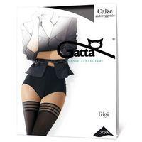 Gatta - pończochy samonośne gigi