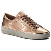 Sneakersy MICHAEL KORS - Colby Sneaker 43R5COFP2M Rose Gold