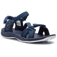 Sandały - lakewood ride sandal w 4019041 ocean wave marki Jack wolfskin