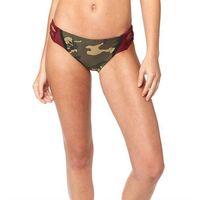 Fox Strój kąpielowy - corbin lace up btm camo (027) rozmiar: m