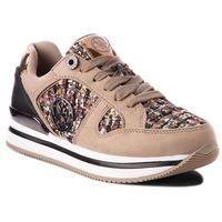 Sneakersy GUESS - FLDA44 FAP12 BLKPI